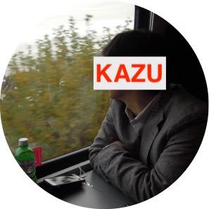 【ごあいさつ】はじめまして(KAZU)