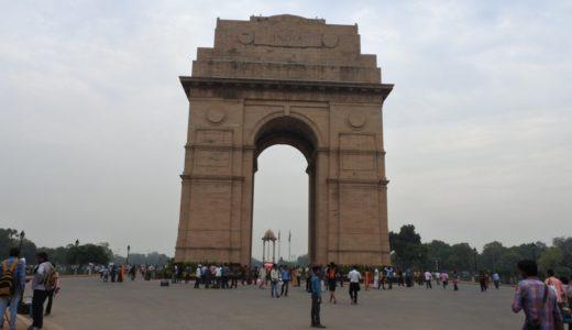 インド・ニューデリー市内を観光【2017年9月・インド-ヨーロッパ旅行】4