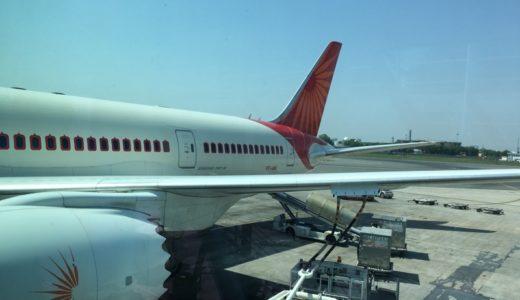 インド空港ラウンジ散策、エアインディア搭乗記 〜インドからイタリア・ミラノへ【2017年9月・インド-ヨーロッパ旅行】6
