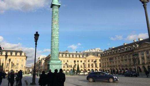 パリのスイーツ激戦区めぐりと、予約マストの日本人シェフレストランでディナー【2016年11月・ヨーロッパ旅行】11