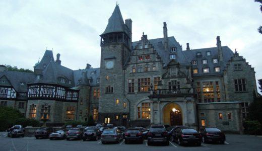 5つ星の名門・古城ホテル、シュロスホテル クロンベルク宿泊記1【2017年7月・ドイツ-フランス旅行】10