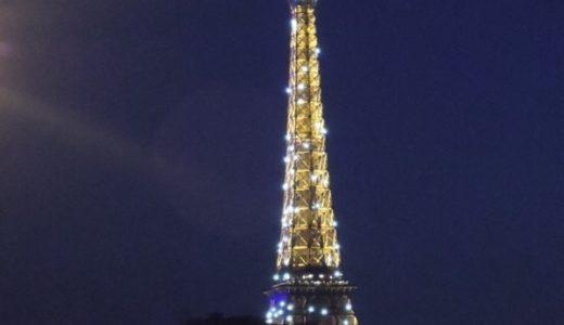 革命記念日のパリ市内を散策、貴重な記念花火も見れました【2017年7月・ドイツ-フランス旅行】14