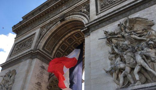 2017年夏のヨーロッパ旅行スケジュール【2017年7月 ドイツ・フランス旅行】