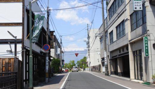 春の松本に行ってきました! 〜スケジュール【2018年5月】