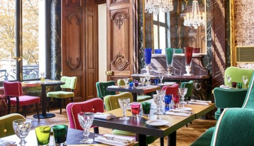 年末年始のパリのスーパーの営業、凱旋門付近の高級レストランについて