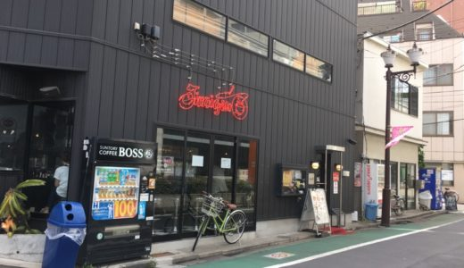 【中野・ラーメン】肉煮干し中華そば さいころ 〜お肉たっぷりの醤油系ラーメン