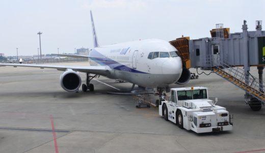 ANA直行便で成田からミャンマーへ【2018年7月・ミャンマー旅行】2