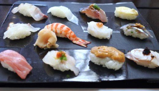 【天草・寿司】蛇の目寿し 〜天草の魚介を満喫!美しい握りのお寿司屋さん