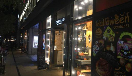 【中目黒・スイーツ】クリオロ 中目黒店 〜食べログ百名店にも選ばれるスイーツの名店