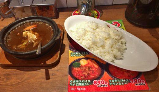 【五反田・カレー】Hot Spoon 五反田店 〜煮込み系カレーの専門店!