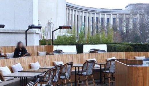 【パリ・フレンチ】Café de I'Homme 〜エッフェル塔を見ながら食事をいただくなら、ここ!