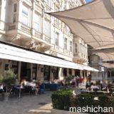 【ウイーン・カフェ】Cafe Mozart 〜オペラ座近く、ウィーンで初のテラス席を設けた1794年創業の伝統カフェ!