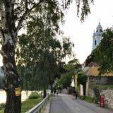 デュルンシュタイン観光 〜ブドウ畑に囲まれたこぢんまりとした街でゆったりとした時間が過ごせます【2019年7月ウィーン・パリ旅行】