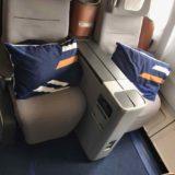 ルフトハンザ LH736便で日本帰国 〜ビジネスクラス利用で長時間フライトも満喫【2019年7月ウィーン・パリ旅行】25