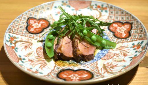 【御徒町・フレンチ】KOTARO Hasegawa DOWNTOWN CUISINE 〜美しい和食器と美しいフレンチ