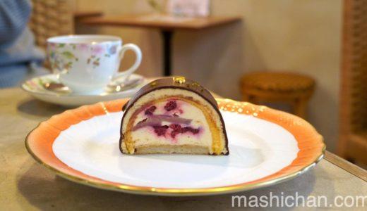【岡山 ・スイーツ】スーリィ・ラ・セーヌ Souris,la Seine 〜イートインも可♪ 岡山の歴史あるケーキ店。