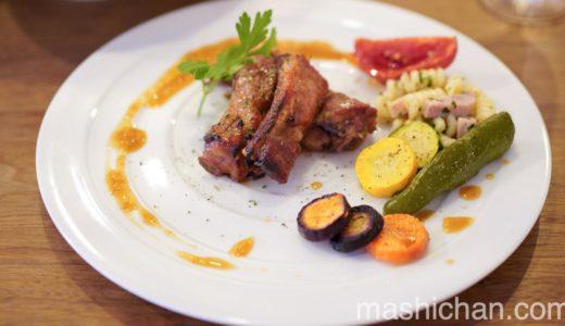 【盛岡・イタリアン】シャトン 〜ウッディで可愛いお店で野菜たっぷりのランチコース