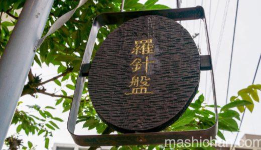 【盛岡・カフェ】羅針盤 〜仄暗い店内でいただく珈琲とチョコレート