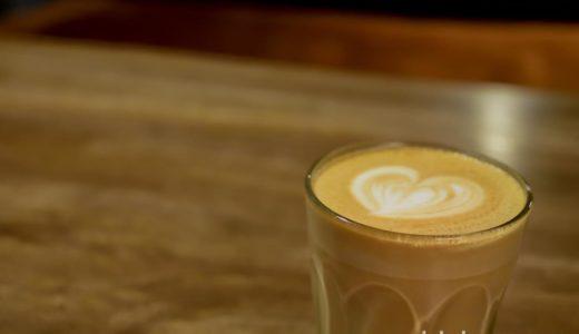 【馬喰横山・カフェ】BERTH COFFEE 〜カッコイイ空間と美味しいラテ