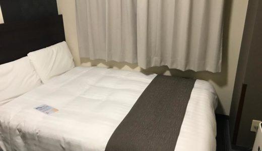 【ホテル・郡山】コンフォートホテル郡山・宿泊編 〜朝食込みの格安ホテルチェーン