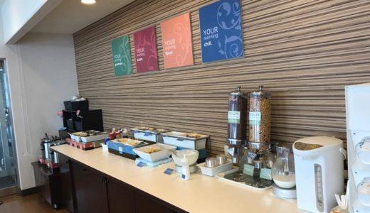 【ホテル・郡山】コンフォートホテル郡山・朝食編 〜ありがたい無料の朝食サービス