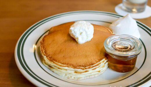【茗荷谷・カフェ】ナッティーズ カフ 〜 もちもち生地のバターミルクパンケーキ☆
