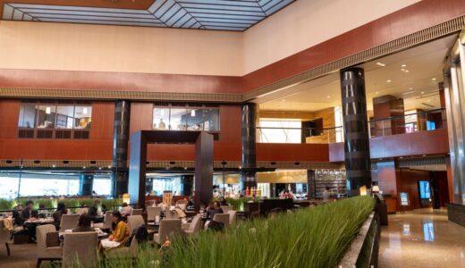 【ホテル・溜池山王】ANAインターコンチネンタルホテル東京・朝食編 〜全般的に安定感あるラインナップです