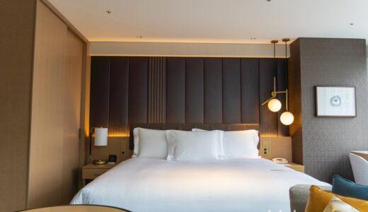 【ホテル・品川】ストリングスホテル東京インターコンチネンタル・宿泊編 〜言わずとしれたハイブランドホテル、クラブラウンジ付きプラン利用でさらに充実したホテルステイが楽しめます