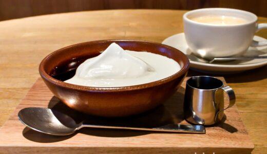【北参道・カフェ】タスヤード 〜蜜が美味しい珈琲ゼリー♪